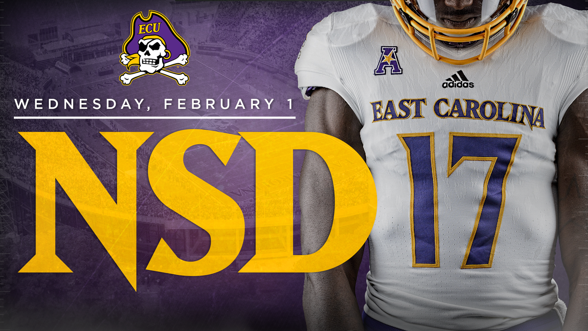 Ecu pirates official athletic site east carolina football announces 2017 signees sciox Images